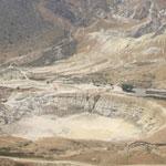 Νίσυρος Καλδέρα του ηφαιστείου